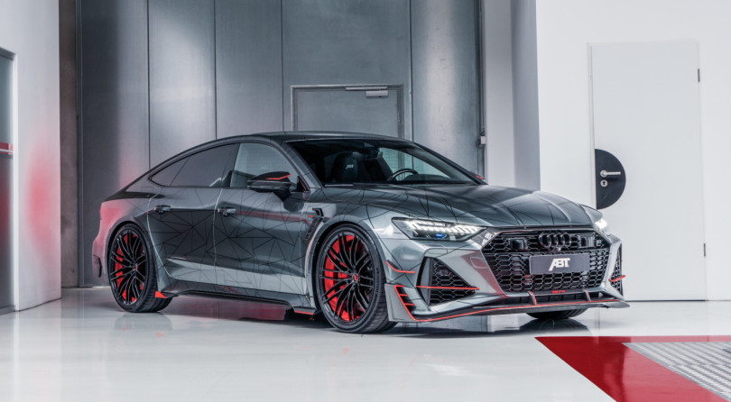 ABT RS7-R e ABT RS6-R | Tuning