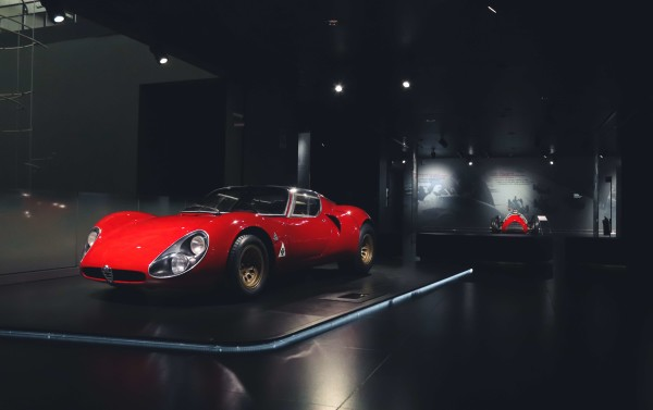 The Museo Storico Is Where Alfa Romeo Keeps The Legend Intact | Stories