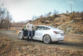 Tesla: The Electric Experience