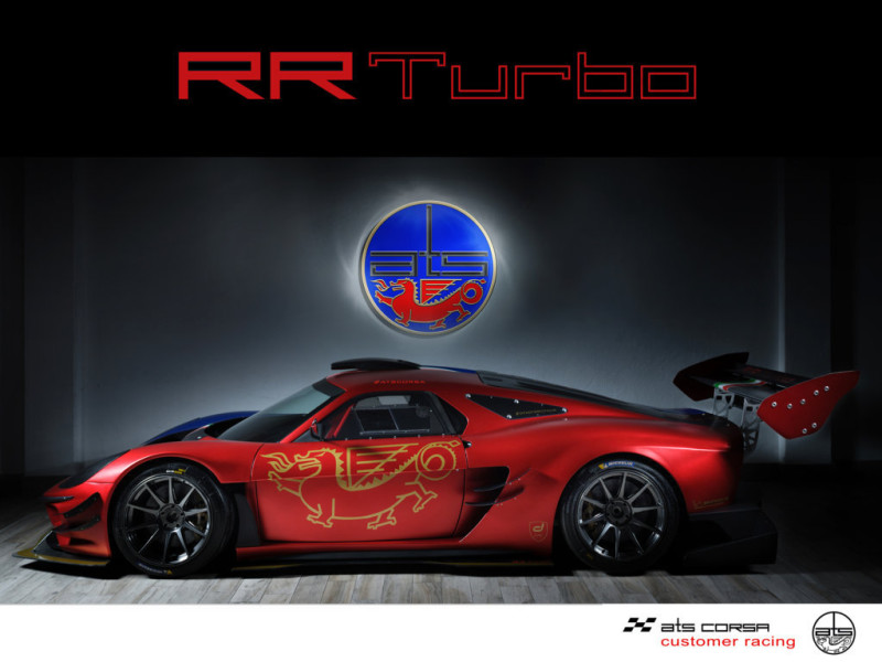ATS RR TURBO CUSTOMER RACING_01_SIDE Auto Class Magazine