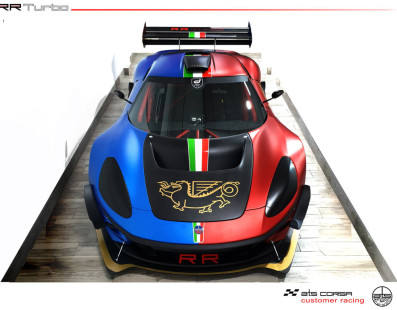 "ATS Corsa RR Turbo: Make ""Made In Italy"" Great Again"