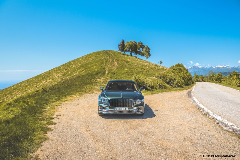 Bentley Flying Spur Auto Class Magazine _002