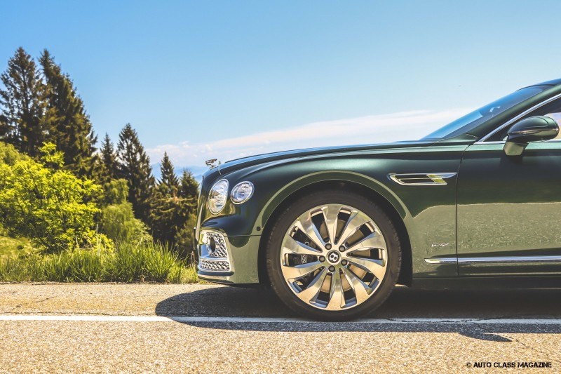 Bentley Flying Spur Auto Class Magazine _007