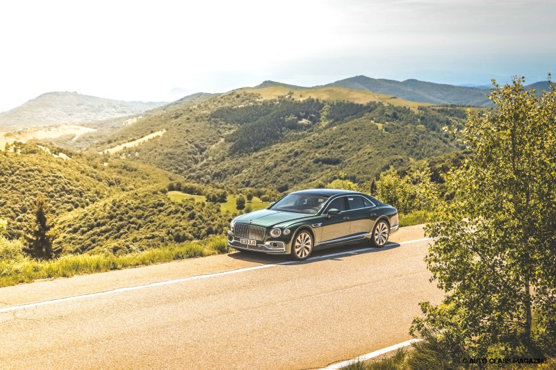 Bentley Flying Spur Auto Class Magazine _008