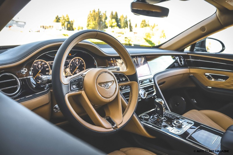 Bentley Flying Spur Auto Class Magazine _013