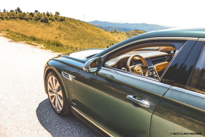 Bentley Flying Spur Auto Class Magazine _025