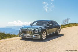 Bentley Flying Spur | Test Drive
