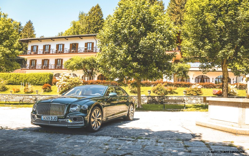Bentley Flying Spur Auto Class Magazine _029