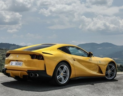 Il Cavallino Urlatore – Ferrari 812 Superfast by Capristo