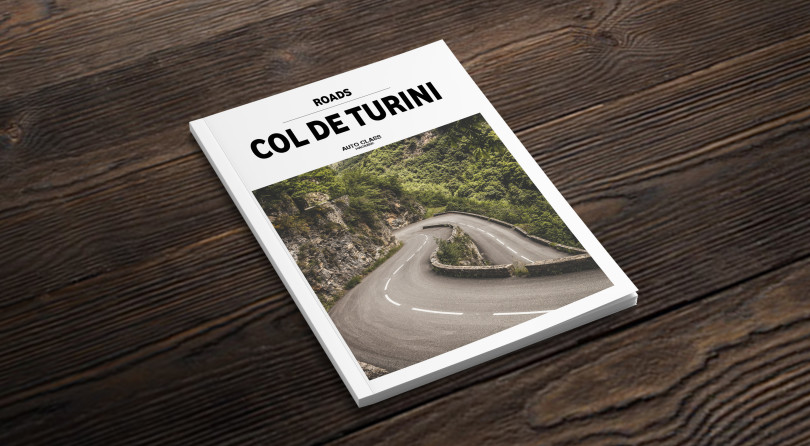 This Book Is The Ultimate Tribute To The Legendary Col de Turini