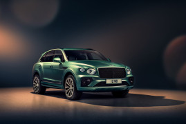 Bentley Bentayga | News