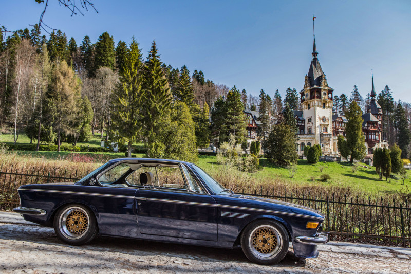 BMW 2800 CS (photo Adrian Cobzasu)_13 Auto Class Magazine