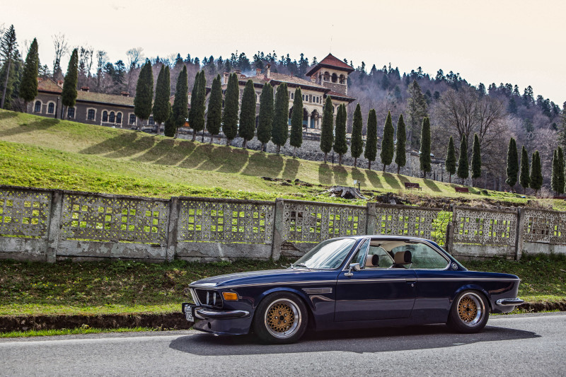 BMW 2800 CS (photo Adrian Cobzasu)_14 Auto Class Magazine