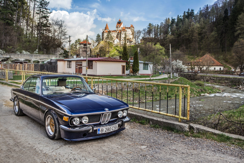BMW 2800 CS (photo Adrian Cobzasu)_15 Auto Class Magazine