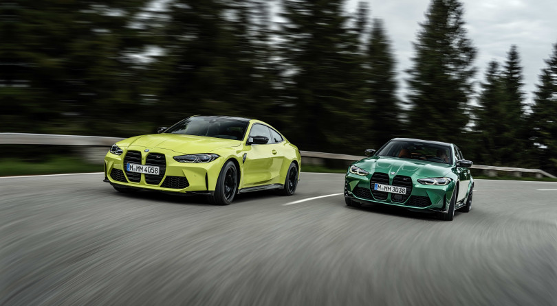 These Are The New BMW M3 and M4. Love It Or Hate It!