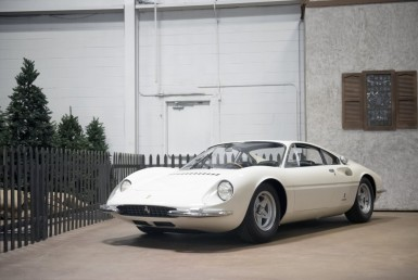 Ferrari 365 P Berlinetta Speciale: The Three-Seater That Gave Birth To The Dino