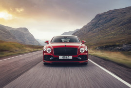 Bentley Flying Spur V8 | News