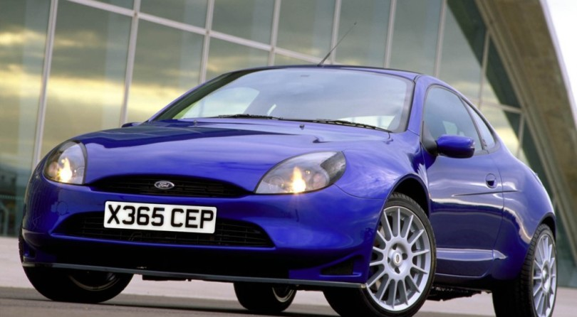 Ford Puma – Before Becoming A Crossover