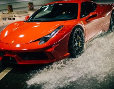 "DMC Luxury releases ""Montecarlo"" pack for 458"