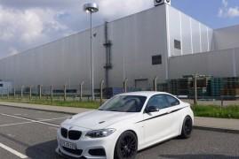 BMW next M2 nightmare: a 450 hp Series 2