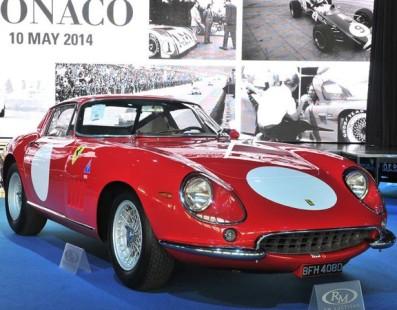 Record Auction in Monaco