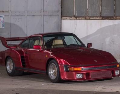 Porsche 935 One-off: a 230.000€ bargain