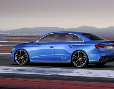 Audi A3 Clubsport. Spunti per la nuova RS3