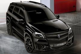 Mercedes-Benz GL by Larte Design