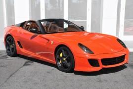 Ferrari 599 SA Aperta: For Sale