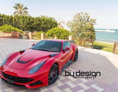 Ferrari F12 Speciale secondo ByDesign Motorsport