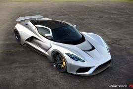 1.400 hp: it's the new Hennessey Venom F5