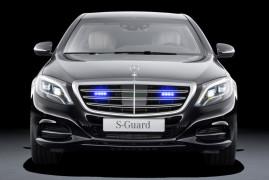 Mercedes S600 Guard contro l'Apocalisse