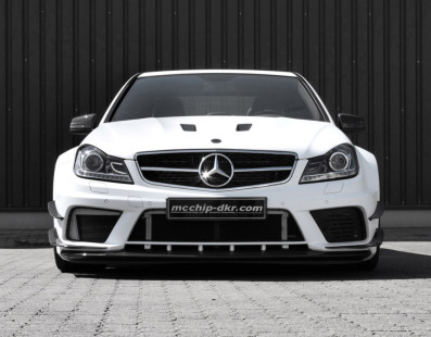 Genetic freak: 818-hp C63 AMG