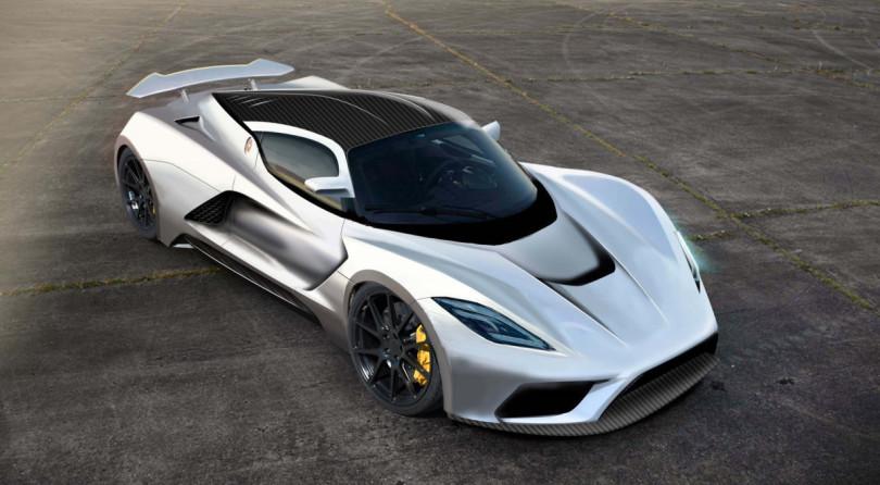 1.400 cv per la nuova Hennessey Venom F5