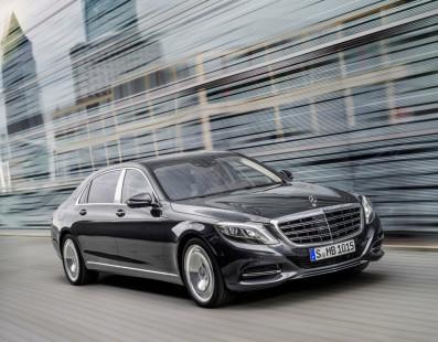 Maybach Mercedes