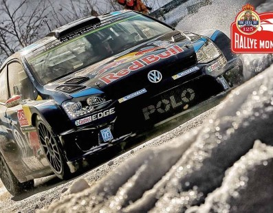 WRC – #01 Montecarlo