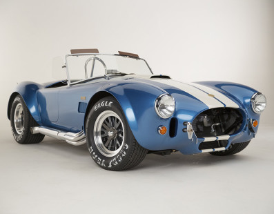 50 years with the Cobra