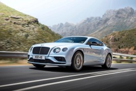 Bentley Continental GT restyling