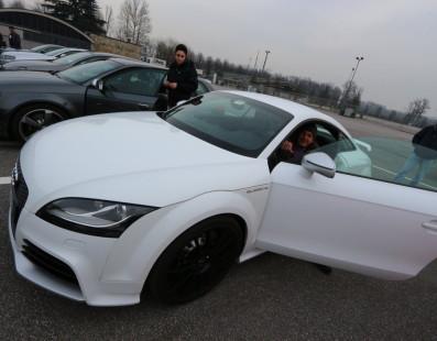 Audi RS Club @ Monza