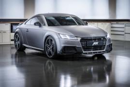 Angry Audi in Geneva