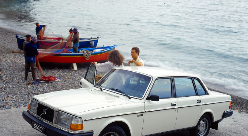 Volvo 244 – The safest car in the world