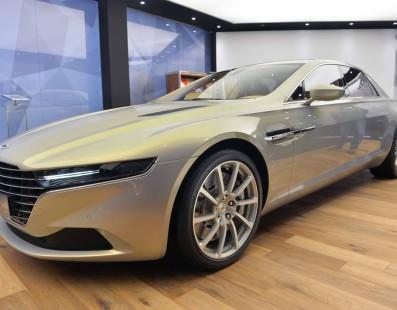 Geneva – Top 5 Luxury cars