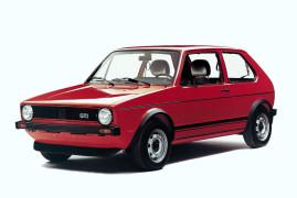 Volkswagen Golf mkI GTI