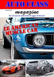 02-Auto Class Magazine Febbraio 2013 copertina Auto Class Magazine