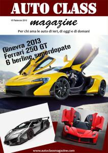 03-Auto Class Magazine Marzo 2013 copertina Auto Class Magazine