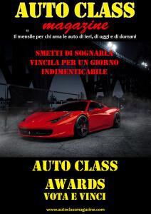 12-AUTOCLASS_Dicembre2013 Auto Class Magazine