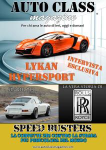 13-AUTOCLASS_Gennaio2014 Auto Class Magazine