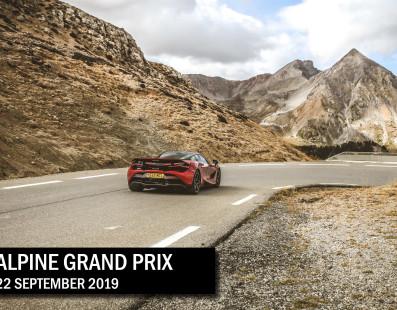 ALPINE GRAND PRIX 2019