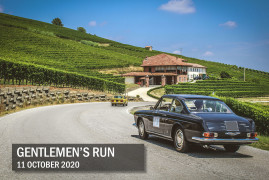 GENTLEMEN'S RUN 2020