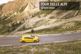 TOUR DELLE ALPI 2020